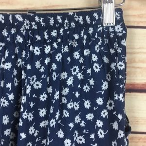 Urban Outfitters Shorts - Urban Outfitters Pleated Waist Shorts Floral M